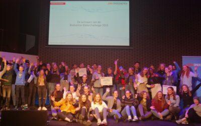 Rodenborch College wint Brabantse Waterchallenge 2019