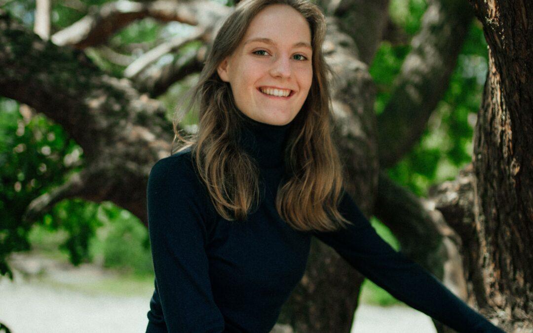 Alumnus Eva Dusée: 'Ondernemen is echt mijn ding!'