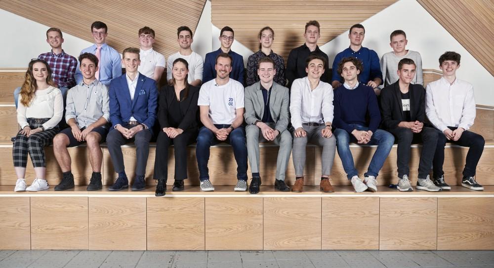 Alumni Jong Ondernemen succesvol op internationale ondernemerswedstrijd