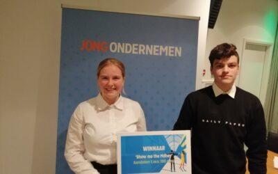 Willem van Oranje College wint Show me the Money challenge 2019