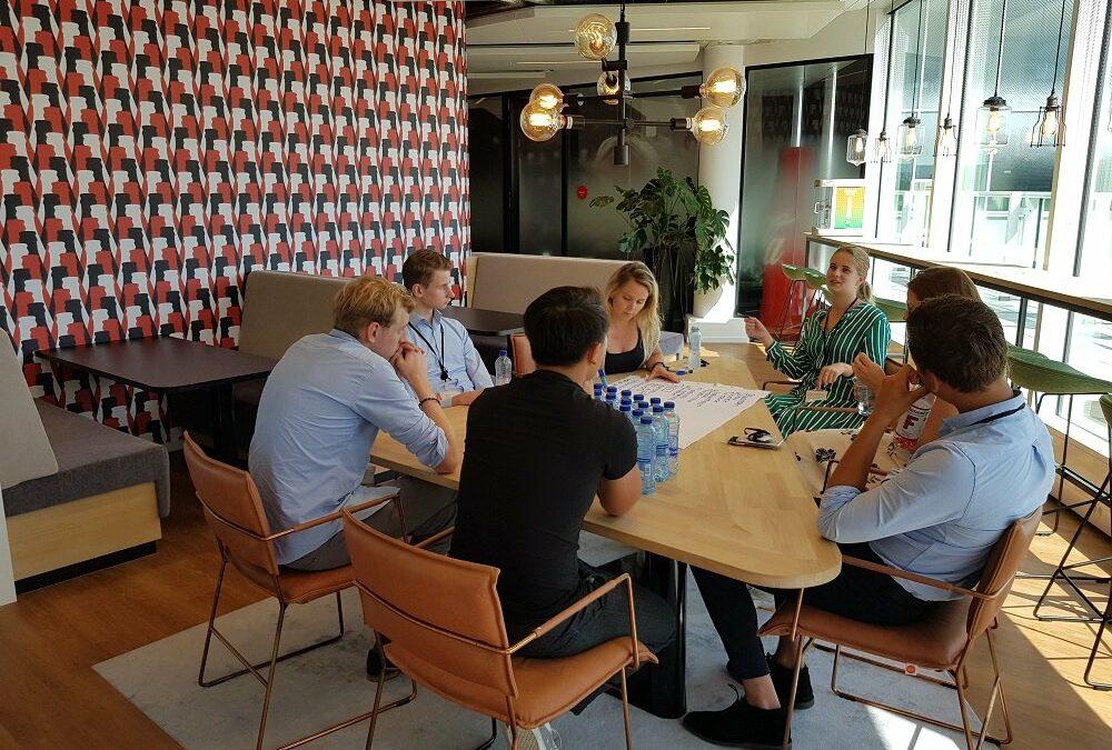 Alumni denken mee over kerstcampagne Coca-Cola Nederland