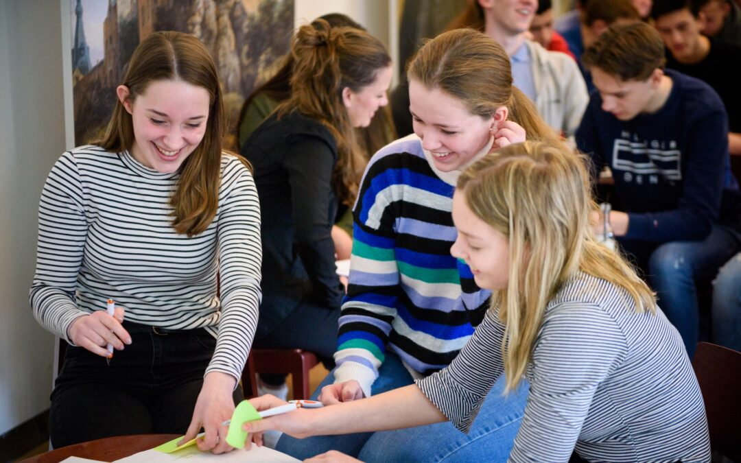 Aantal ondernemende studenten en scholieren groeit snel